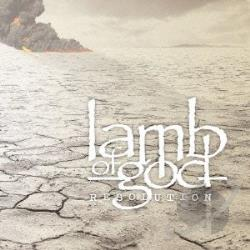 Lamb Of God - Resolution CD Cover Art