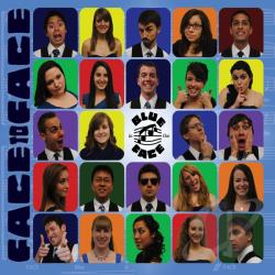 Blue In The Face - Face To Face CD Cover Art