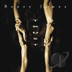 James, Boney - Trust CD Cover Art