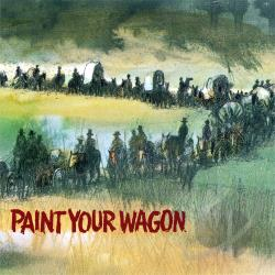 Paint Your Wagon CD Cover Art
