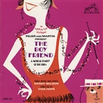 Original London Cast - Boy Friend CD Cover Art