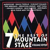 Best Of Mountain Stage Live, Vol. 7 CD Cover Art