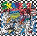 Skabrazil - Skarnaval CD Cover Art