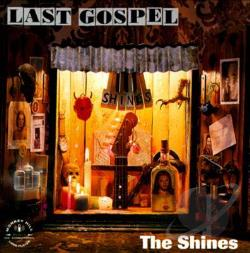 Shines - Last Gospel CD Cover Art
