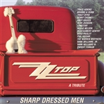 Sharp Dressed Men: A Tribute To ZZ Top CD Cover Art