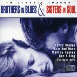 Brothers In Blues & Sisters In Soul CD Cover Art