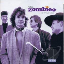 Zombies - New World CD Cover Art