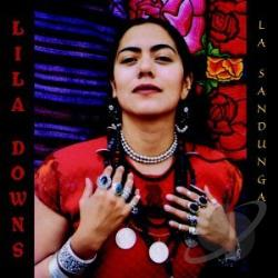 Downs, Lila - La Sandunga CD Cover Art