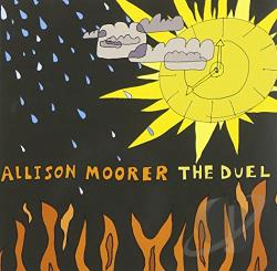 Moorer, Allison - Duel CD Cover Art