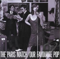 Paris Match - Our Favourite Pop CD Cover Art