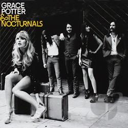 Grace Potter & The Nocturnals - Grace Potter & the Nocturnals CD Cover Art