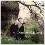 Lewis / Padmore / Schubert - Schubert: Die schone Mullerin CD Cover Art