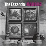 Kansas - Essential Kansas DB Cover Art