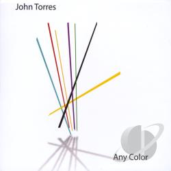 Torres, John - Any Color CD Cover Art