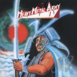 Heavy Metal Army 1 CD Cover Art