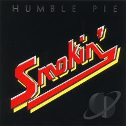 Humble Pie - Smokin' CD Cover Art