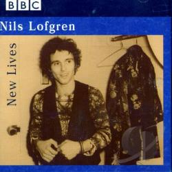 Lofgren, Nils - New Lives CD Cover Art