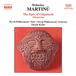 Kusnjer / Margita / Martinu / Prochazka / Vele - Martinu: The Epic of Gilgamesh (Oratorio) CD Cover Art