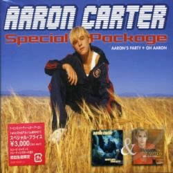 Carter, Aaron - Aaron's Party (Come Get It)/Oh Arron CD Cover Art