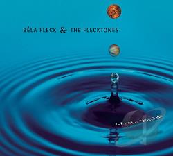 Fleck, Bela - Little Worlds CD Cover Art