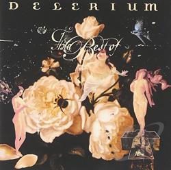 Delerium - Best of Delerium CD Cover Art