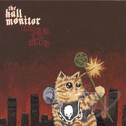Hall Monitor - Bring Us Your Heroes CD Cover Art