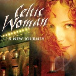 Celtic Woman - New Journey CD Cover Art