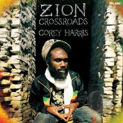 Harris, Corey - Zion Crossroads CD Cover Art
