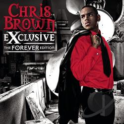 Brown, Chris - Exclusive CD Cover Art