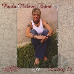 Nelson, Paul - Lucky 13 CD Cover Art