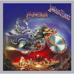 Judas Priest - Painkiller CD Cover Art