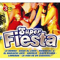 Super Fiesta - Super Fiesta CD Cover Art