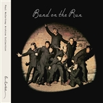McCartney, Paul / Mccartney, Paul And Wings - Band on the Run CD Cover Art