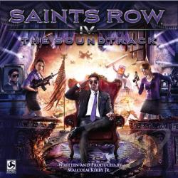 Malcolm Kirby, Jr. - Saints Row IV CD Cover Art