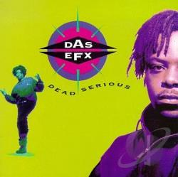 Das EFX - Dead Serious CD Cover Art