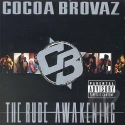 Brovaz, Cocoa - Rude Awakening CD Cover Art