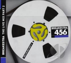 Breakestra - Live Mix, Pt. 2 CD Cover Art