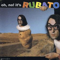 Thaemlitz, Terre - Oh, No! It's Rubato: Piano Interpretations Of Devo CD Cover Art