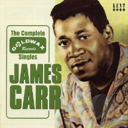 Carr, James - Complete Goldwax Singles CD Cover Art
