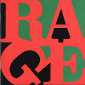 Rage Against The Mac - Renegades Vol 1 CD Cover Art