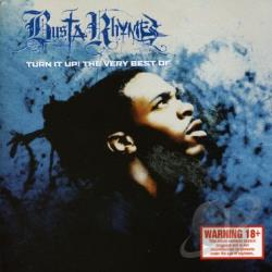 Busta Rhymes - Turn It Up!: The Very Best of Busta Rhymes CD Cover Art