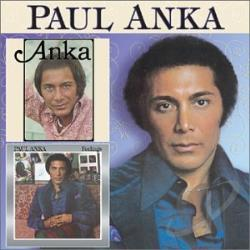 Anka, Paul - Anka/Feelings CD Cover Art