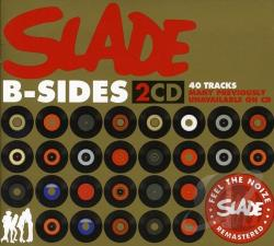 Slade - B-Sides CD Cover Art