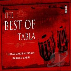 Hussain, Zakir - Best Of Tabla CD Cover Art