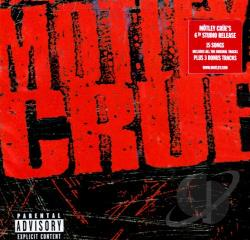 Motley Crue - Motley Crue CD Cover Art