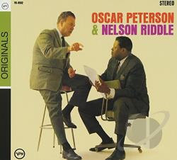Peterson, Oscar / Riddle, Nelson - Oscar Peterson & Nelson Riddle CD Cover Art