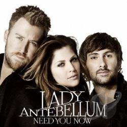 Lady Antebellum - Need You Now CD Cover Art