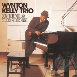 Kelly, Wynton / Wynton Kelly Trio - Complete Vee Jay Studio Recordings CD Cover Art