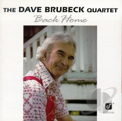 Brubeck, Dave Quartet - Back Home CD Cover Art