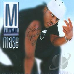 Mase - Harlem World CD Cover Art